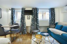 Studio à Paris - Temple 1 apt 4 pers District Le Marais/ Beaubourg